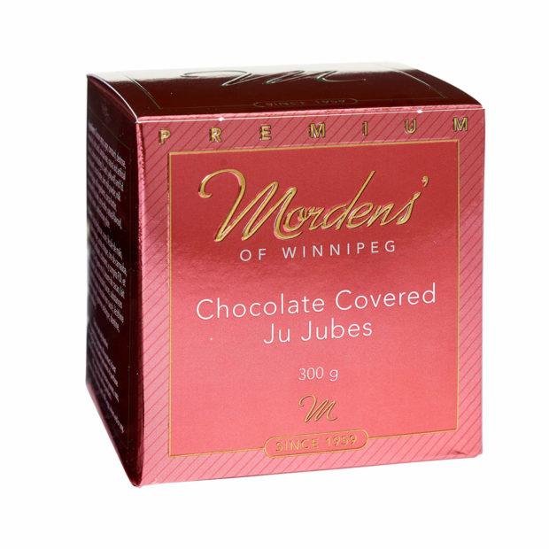Chocolate Covered Jujubes