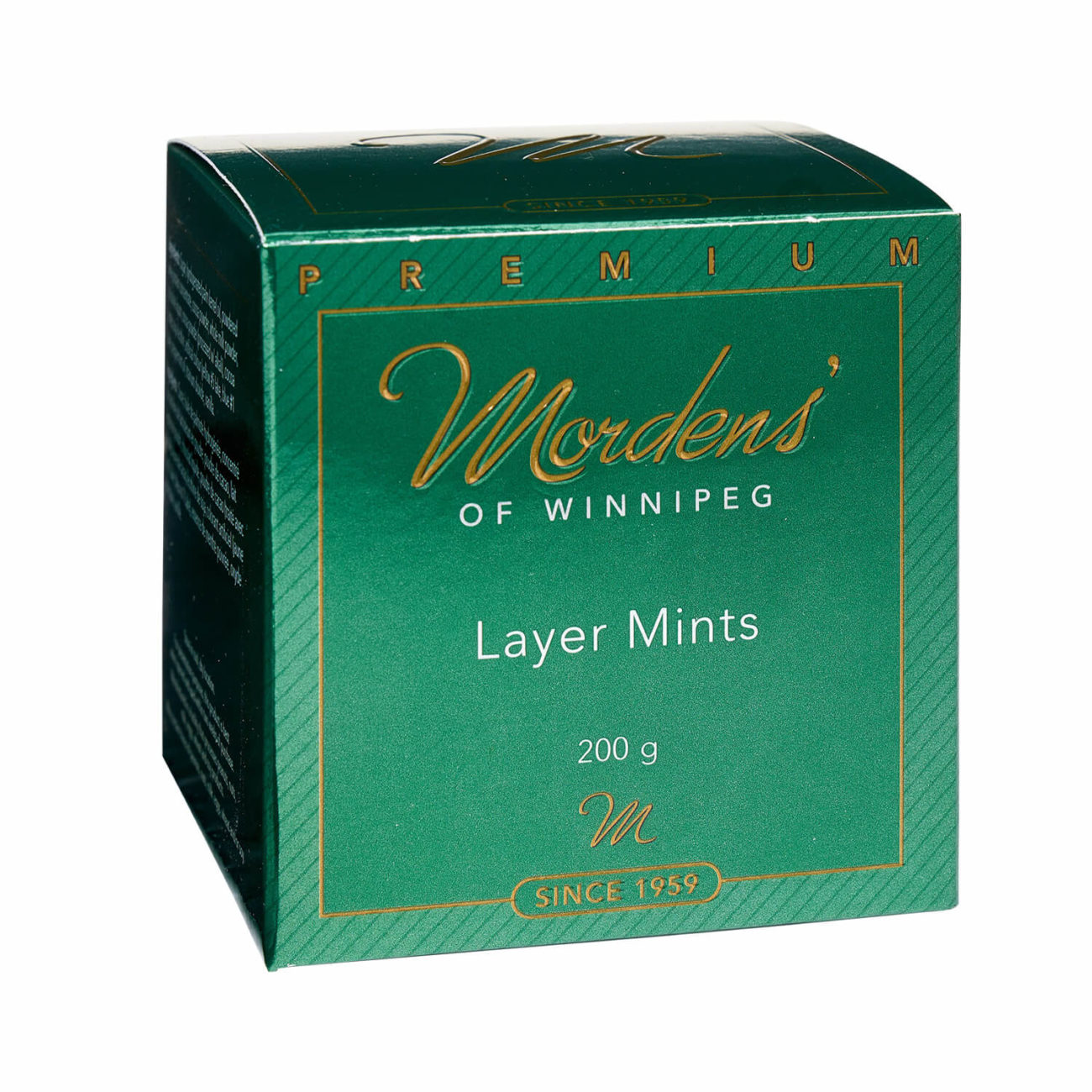 Green Layer Mints