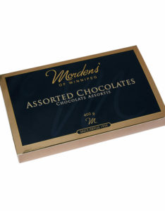 Mordens' Premium Assorted Chocolates