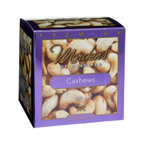 Mordens' Premium Roasted Cashews