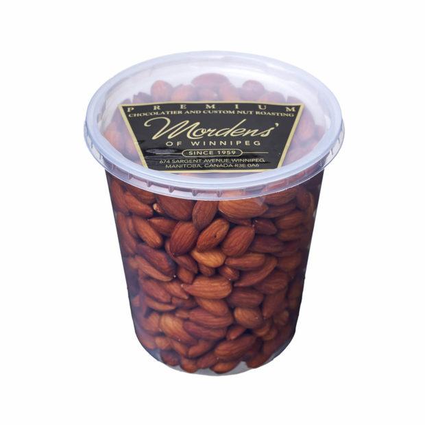 Roasted Almonds *No Salt*